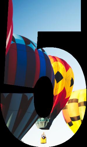 5 logo